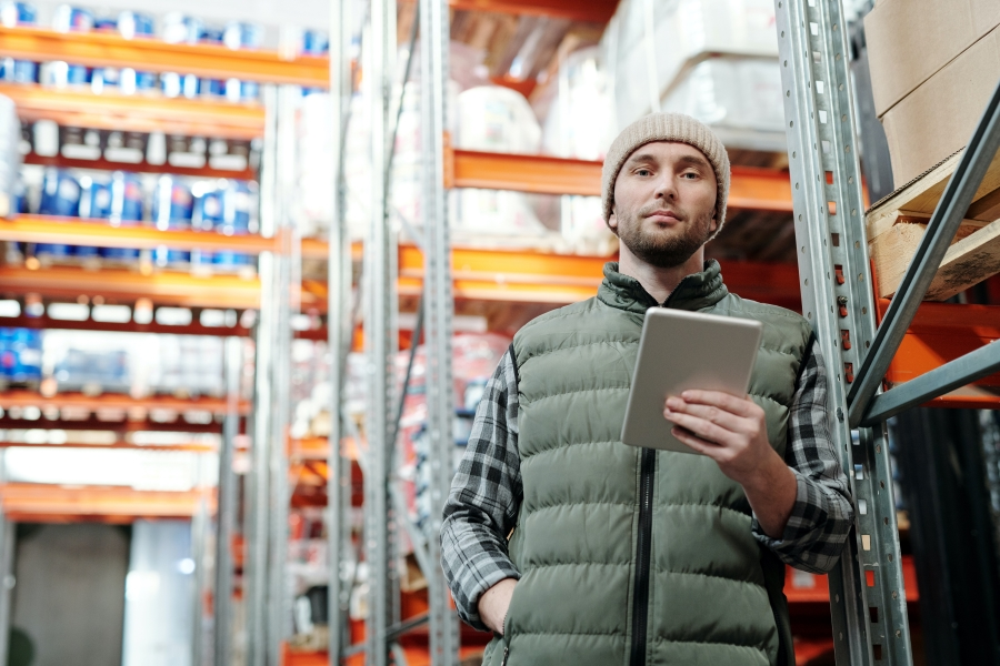 Warehouse management case study